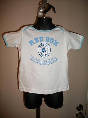 Fanartikel Neu W/kleinere Fehler Boston Red Sox Kleinkinder 18 Monate 18m Reebok Shirt Weder Zu Hart Noch Zu Weich