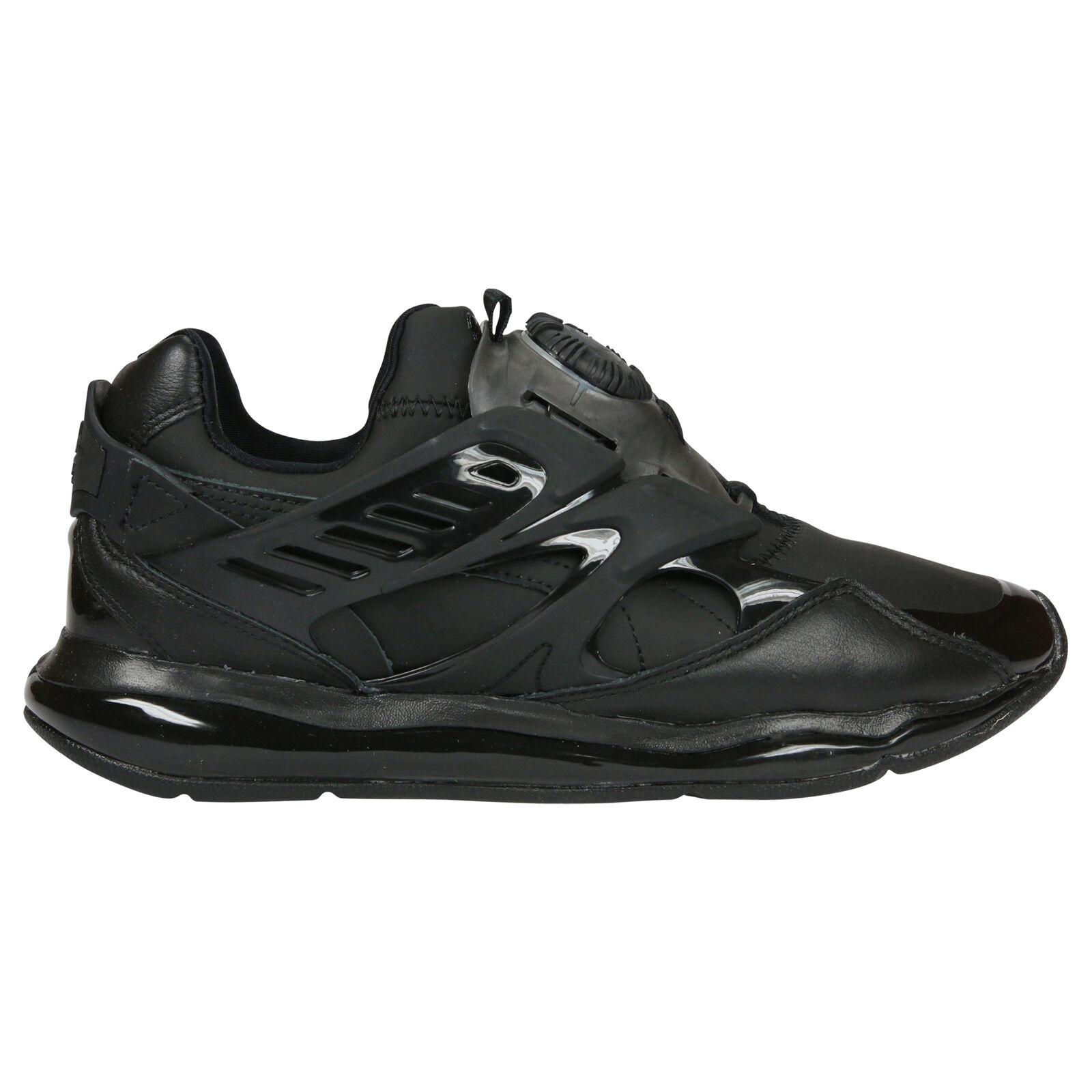 Puma Sneaker Disc Blaze Cell Zapatos TurnZapatos Sneaker Puma Herren Damen 360078 01 Schwarz baf6e1