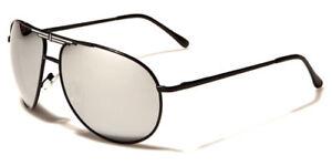 Locs Men Cholo OC Style Motorcycle Biker Shade Sunglasses White LC66