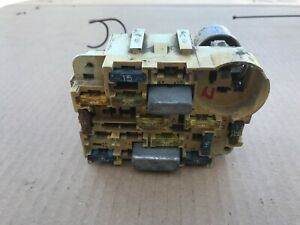 Details about 87-90 Ford Mustang Dash Wiring Harness Fuse Box Panel on 87 toyota 4runner fuse box, 87 jeep cherokee fuse box, 87 vw cabriolet fuse box,