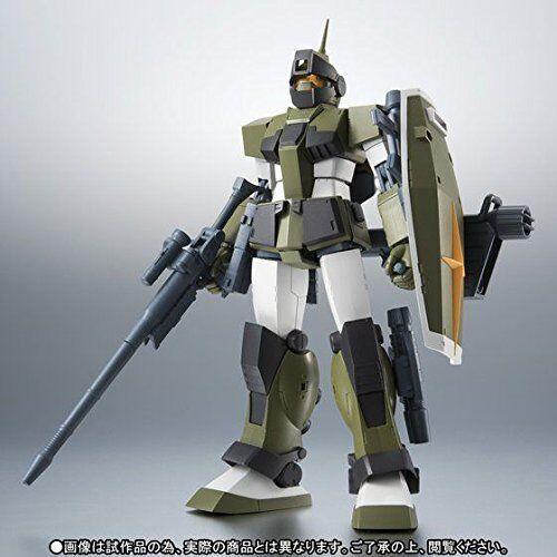 Robot Spirits lado MS RGM-79SC GM francotirador Personalizado Ver. figura De Acción a.n.i.m.e.