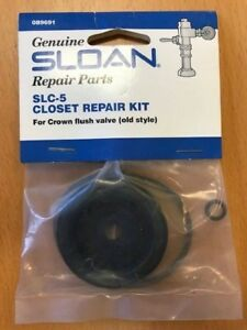 New-SLC-5-SLOAN-Closet-Repair-Kit-OEM-Part-No-089691-Free-Shipping