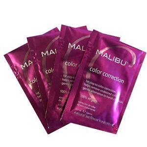 Malibu C Color Correction 12 Packets 0 17 Oz Each Ebay