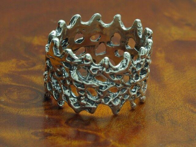 925 Sterling silver Ring   Echtsilver   RG 56   6,5g