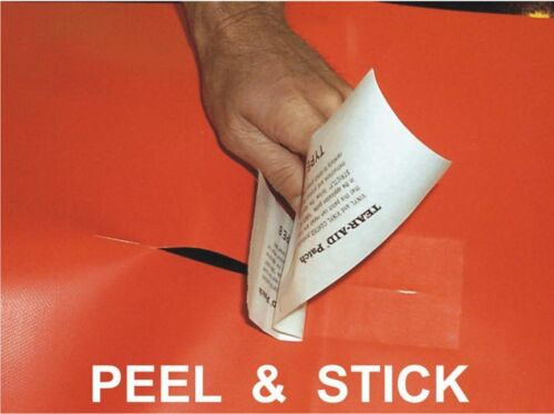 """Tear-Aid patch bande 3/"""" X 60/"""" Water Slide Repair /& plus"""