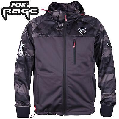 Angeljacke Kleidung Fox Rage Windblocker Regenjacke Angelbekleidung Jacke