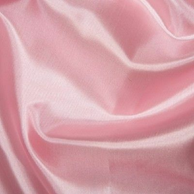 """Wide Silk Lining Plain Coloured Habotai Polyester Fabric Material 145cm 57/"""""""