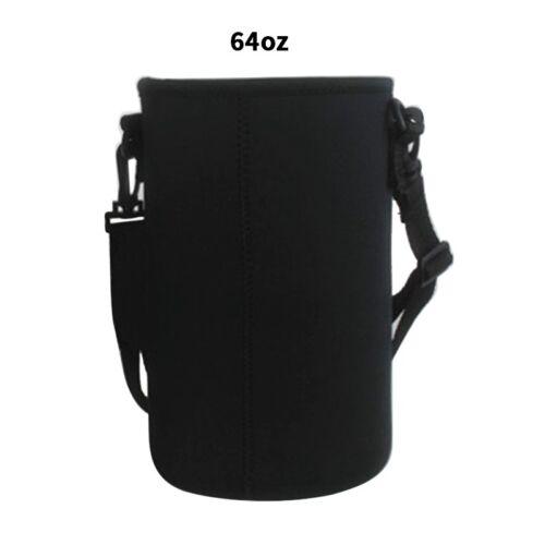 New Bottle Sleeve Portable Water Glass Kettle Neoprene Carrying Pouch Holder Bag