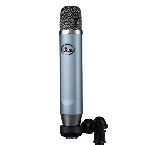 Blue Ember XLR Studio Condenser Microphone for Streaming and Recording
