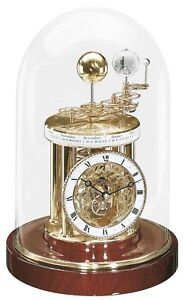 Hermle-Astrolabium-22836-072987-Tischuhr-mit-batteriebetriebenem-Quartzwerk