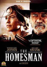 The Homesman (DVD, 2015)
