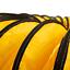 ARIA CALDA TUBO Spiraflex PLS 7,6m COLORE GIALLO//NERO-cuciti 457mm