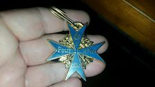 REPRODUCTION GERMANY MEDAL POUR LE MERITE BLUE MEDAL CROSS Military Award WWI