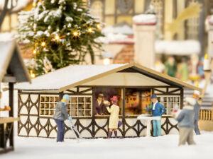 Noch-14392-Christmas-Market-Was-Laser-Cut-Minis-Kit-H0-1-87