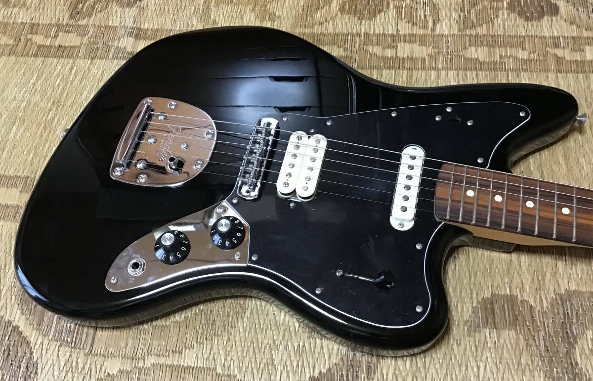 Fender Mexico jugador serie Jaguar Negro Hermoso Raro EMS F F F S   Entrega rápida y envío gratis en todos los pedidos.
