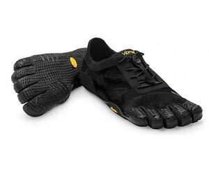 Nouveau Femmes Vibram 14w0701 Kso Noir Chaussures Evo Fivefingers q8f0np8t