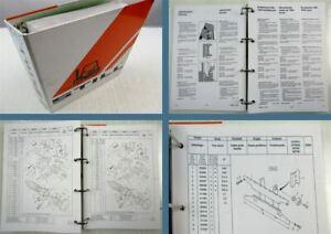 Still-R20-15-16-18-20-Wartung-Ersatzteilliste-Bedienung-Betriebsanleitung-1998