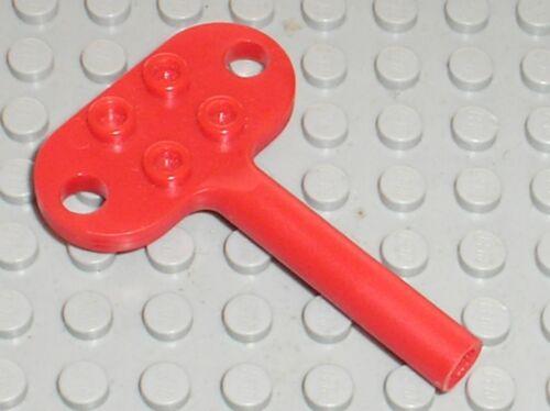 Clé moteur LEGO Vintage Classic Wind Up Motor key ref x385 set 895 890 599 550