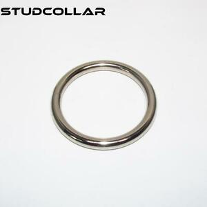 """Solid Metal Nickel Plated Penis Rings In 1"""" Or 1.25"""" Id To Win Warm Praise From Customers Studcollar-glans-rings Health & Beauty"""