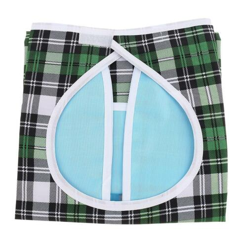2pcs Waterproof Adult Mealtime Clothes Protector Bib Disability Dining Aid