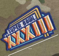 1998 NFL CHAMPIONSHIP MIAMI SUPERBOWL XXXIII SUPER BOWL 33 BRONCOS vs FALCONS