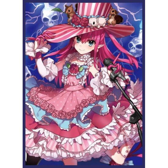 FGO Fate Grand Order Cake Rabbits Elisabeth Bathory doujin Card Sleeve Predector