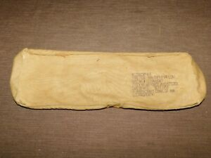 VINTAGE-1952-KOREAN-WAR-US-PROPERTY-AIR-FORCE-1-MAN-RAFT-BAG-NO-RAFT-JUST-BAG