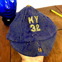 1890-1910 Antique Vintage Ky University Of Kentucky Baseball Hat Cap College