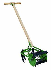 image is loading pioneer rotovator wheeled cultivator garden tiller amish made - Garden Cultivator