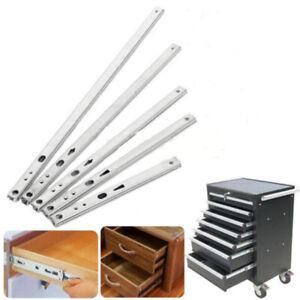 2pcs-Soft-Close-Full-Extension-Drawer-Slides-Ball-Bearing-Side-Or-Rear-Mount-Kit
