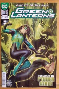 GREEN-LANTERNS-47a-2018-DC-Universe-Comics-VF-NM-Book