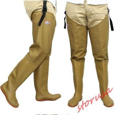 Mens Thigh High Waterproof Raining