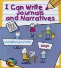 I Can Write Journals and Narratives by Anita Ganeri (Hardback, 2013)