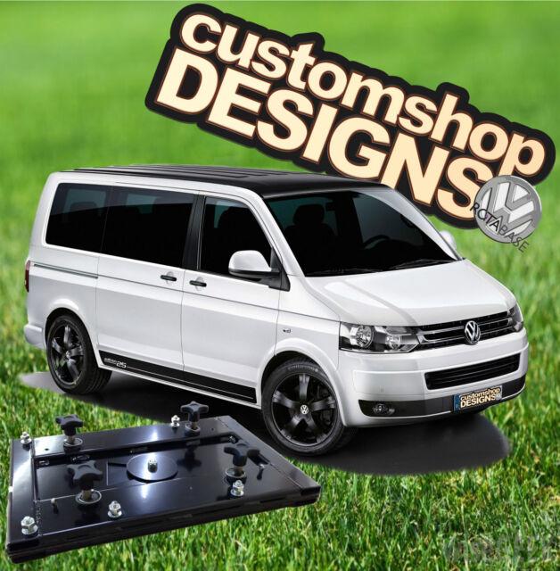 Vw T5 Transporter Multivan Base Console Captain Seat Uk Passenger For Sale Online Ebay
