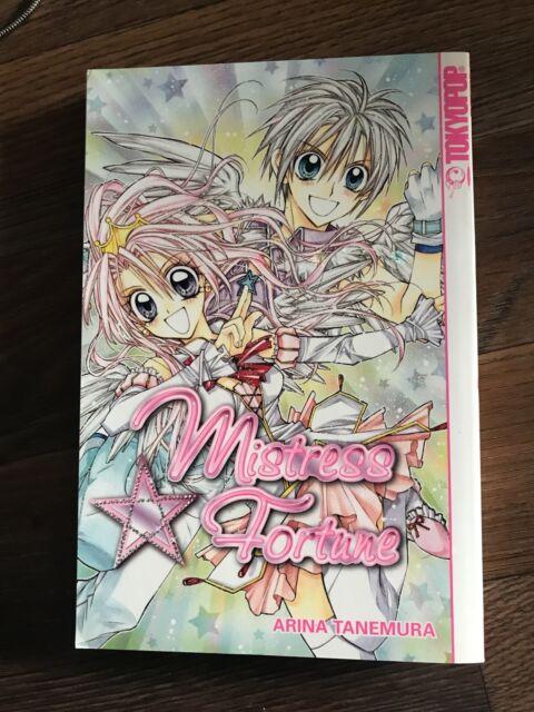 Mistress Fortune von Arina Tanemura (Taschenbuch)