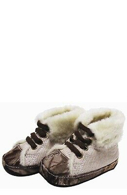 TEAM REALTREE BABY INFANT CAMOUFLAGE CAMO SHOES BOOTS