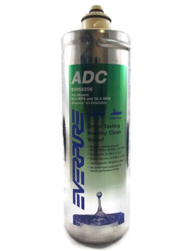 4-21 Suits most Everpure Everpure ADC Quickfit 0.5 Micron Cartridge EV959206