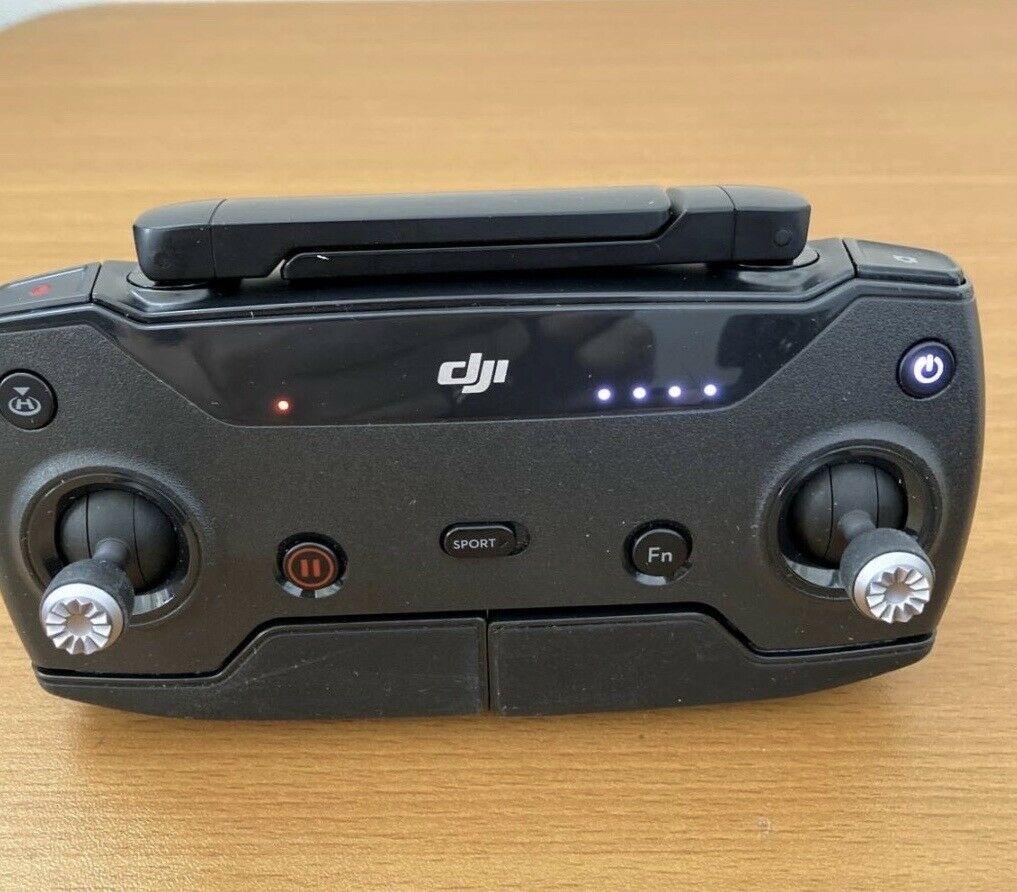 DJI SPARK transmitter used with instruction manual remote controller C2