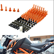 For KTM 690 SMR Enduro R Duke R 390 Duke/RC390 200 RC125/125 200 Fairing Screws