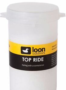 LOON-TOP-RIDE-GUIDE-SIZE-10-OZ-volume-DRY-FLY-POWDER-FLOATANT