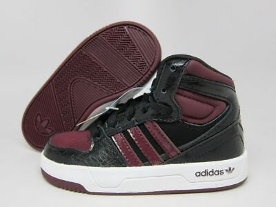 buy online 55a29 b2519 NEW ADIDAS BABY COURT ATTITUDE TD SHOES Q33000 TODDLER US 5  EUR 20