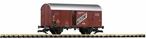 """Piko G 37953 gedeckter Güterwagen /""""WEKAWE/"""" der DB in Epoche III NEUWARE mit OVP"""