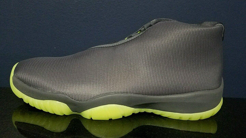 Air Jordan Future Mens Black Sneaker 656503 025