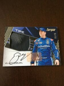 2017-Panini-Torque-Racing-Elliott-Sadler-Race-Used-Tire-Auto-31-75
