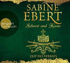 GABRIELE-BLUM-SABINE-EBERT-SCHWERT-UND-KRONE-ZEIT-DES-VERRATS-7-CD-NEW