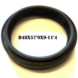 Retenu-Arrets-Fourche-Noir-Huile-D48-KTM-Black-Joint-Anello-48600969