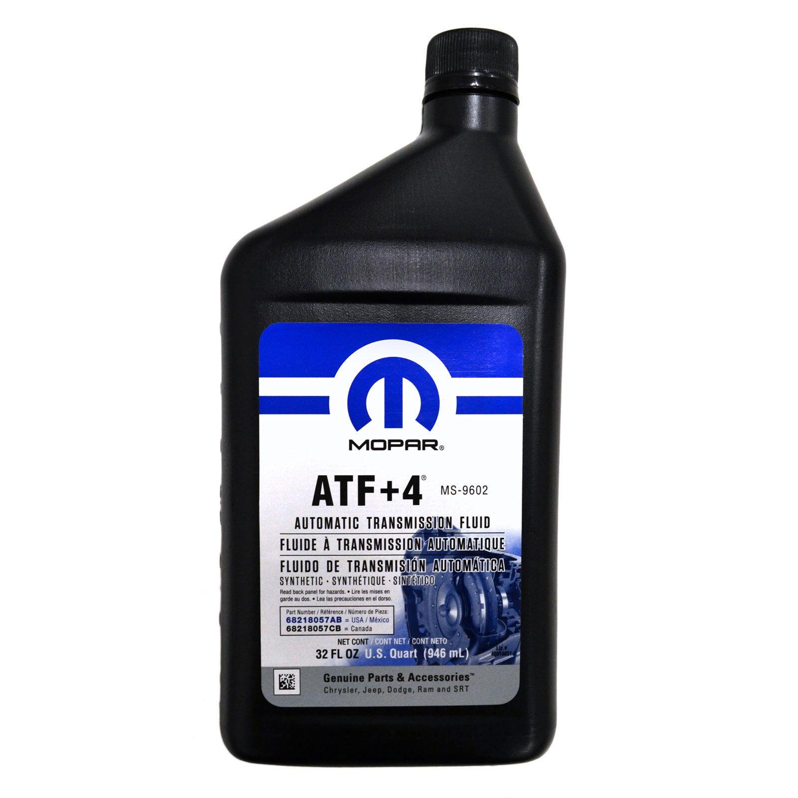 48re transmission fluid type