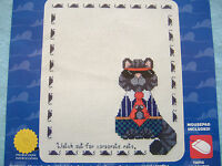 Janlynn Counted Cross Stitch Kit-corporate Rat-cat Sampler Mousepad