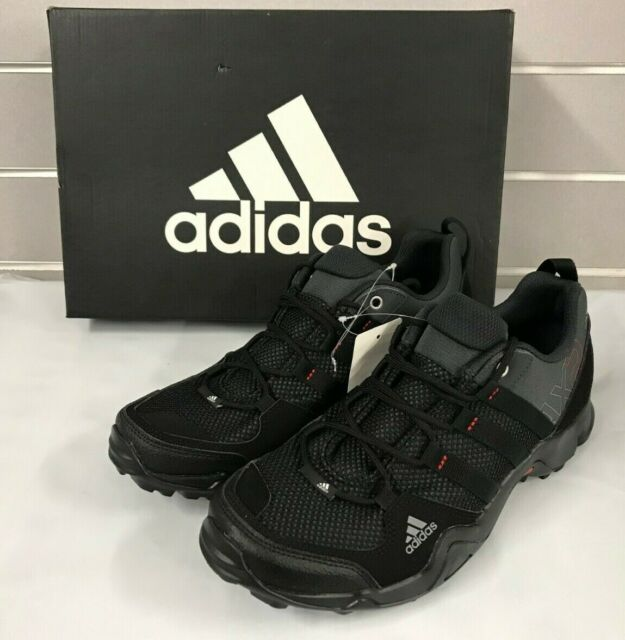 NEW Adidas AX2 Traxion Men's Outdoor Hiking Shoe Athletic Black Pick Size