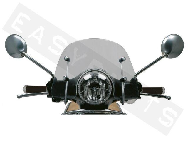 Vespa LX 50 125 150 kurz Sport klar Windschutzscheibe Satz Fabrikneu 2